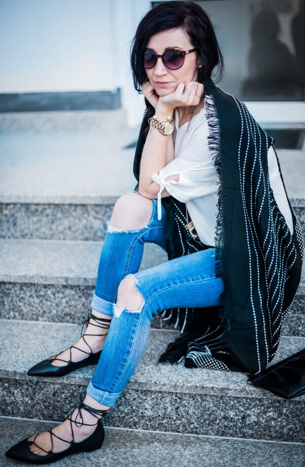 Frühlings Must-Have Lace Up Schuhe